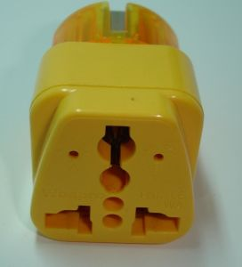 Universa Travel Adapter (WAvs-9.Y)