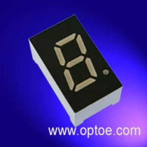 "0.32"" (7.62mm) Single Digit Display"
