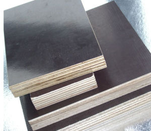 Brown/Black Film Faced Plywoods First Grade to European Market pictures & photos