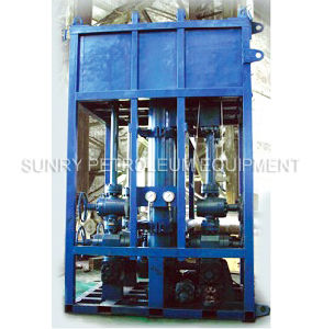 Sand Filter with Sand Jetting System