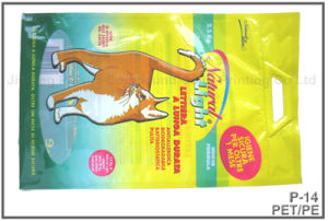 Printed Treat Cat Litter Pack pictures & photos
