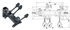 Heavy-Duty Chair Mechanism Jb-443