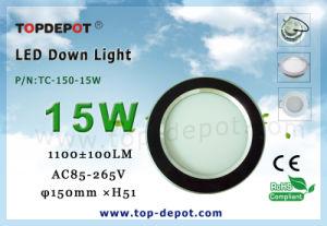 15w LED Down Light (TC-150-15W)