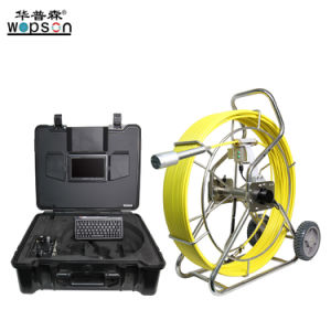 Self Level 50mm Drain Sewer Pipe USB Inspection Camera pictures & photos