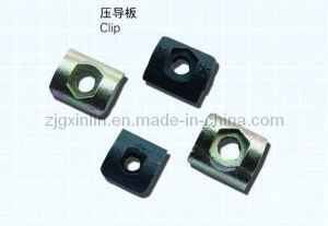 Elevator Parts-Standard Rail Clip for Solid Guide Rail