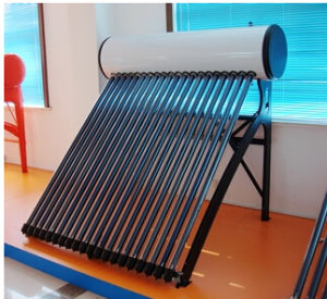 GS Low Pressure Solar Heater pictures & photos