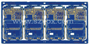 PCB of HD Board, Multilayer PCB pictures & photos