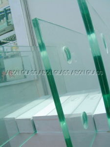 6.38mm, 8.38mm, 10.38mm, 12.38mm Clear Laminated Safety Glass pictures & photos