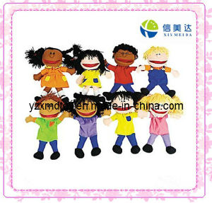Plush Happy Kids Hand Puppets pictures & photos