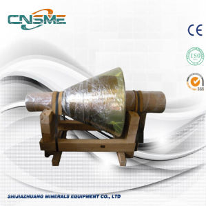 High Efficiency Good Quality Stone Crusher Parts Mainshaft Assy pictures & photos