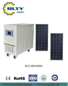 600W off Grid Solar Power System for Home Residential pictures & photos