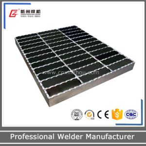 Stainless Platfrom Grating Pressing Welding Machine pictures & photos
