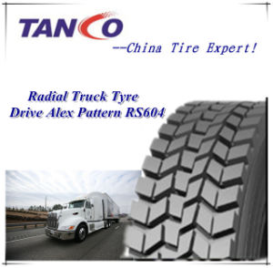 All Steel Truck Tyre Lug Pattern pictures & photos