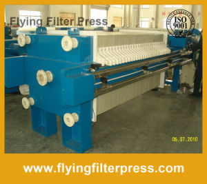 Marble and Granite Wastewater Treatment Filter Press X50/800 pictures & photos