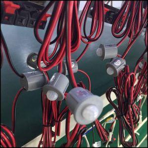 12VDC Plastic Recessed PIR Sensor Switch