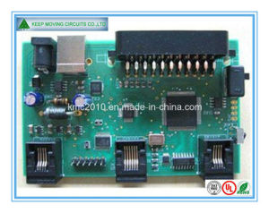 Fr-4 PCB to PCBA SMT Assembly Service in China pictures & photos
