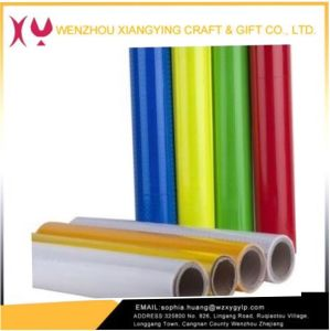 Reflective Paper Red Bai Jinge Reflective Film Quality Materials Manufacturers Selling pictures & photos