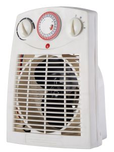 Home Appliance Room Heater Electric Fan Heater with 2 Hours Timer pictures & photos