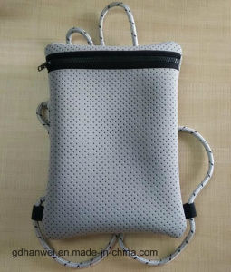 Perforated Neoprene Laptop Backpack for Kids/Children pictures & photos