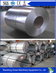 Hot Dipped Galvanized Steel Coils / Gi Coils with SGCC Dx51d+Z Grade pictures & photos