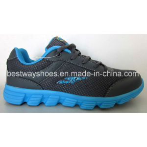 PU Shoes Sport Shoes Comfortable Shoes for Women pictures & photos