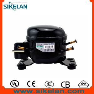High Efficiency, Qd25hv, Hermetic Compressor Using in Water Dispenser, R134A, 220V, Rscr pictures & photos