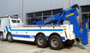 Shacman 30t Road Wrecker 31tons Towing Truck pictures & photos