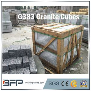 Natural Granite Garden Cobblestone / Paving Kerb Stone for Outdoor Garden pictures & photos