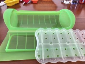 Microwave Oven Healthy Cooking Silicone Steamer Lunch Box Kitchenaid Tools pictures & photos