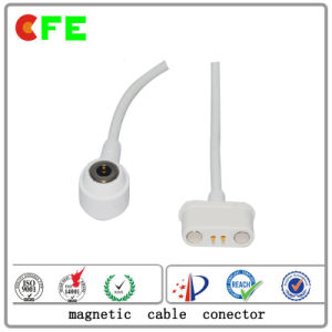 Customized 3A Magnetic Connector for Memory Card pictures & photos