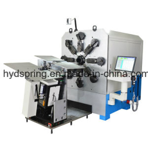 Powerful 16 Axis Multi-Functional Spring and Wire Forming Combined Machine pictures & photos