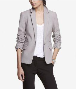 Fancy Ladies Wool Suit Women Formal Suit pictures & photos