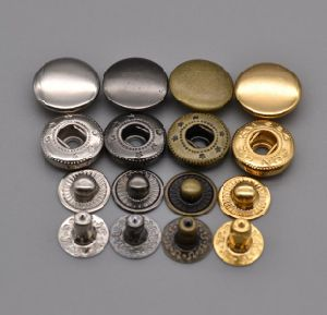 Metal Snap Buttons, Any Sizes Possible, Free Samples pictures & photos