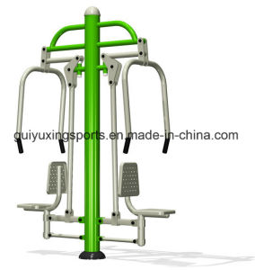 Outdoor Fitness Equipment--The Push Chair pictures & photos