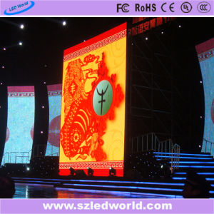 P4.81 Indoor Rental Fullcolor LED Sign Board Display for Advertising pictures & photos