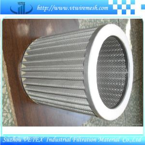 Heat-Resisting Stainless Steel Filter Elements pictures & photos