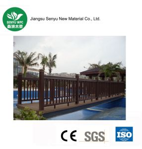 Diversified WPC Outdoor Railing pictures & photos