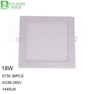 18W High Power LED Panel Lights Lightings pictures & photos
