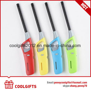 High Quality Gas Cheap Refillable BBQ Lighter pictures & photos