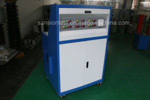 High and Low Voltage Circuit Breaker Testing Table pictures & photos