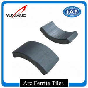 2017 New Hard Tile Ferrite Magnet pictures & photos