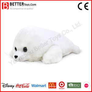 Lifelike Super Soft Stuffed Sea Animal Plush Seal Toy pictures & photos