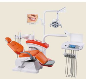Top Sale Hight Quality Dental Chair with Ce, FDA (AY-A4800I three fold type) pictures & photos
