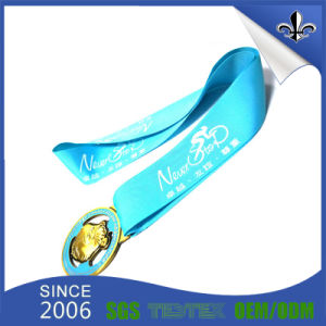 Wholesale Popular Items New Design Custom Polyester Medal Ribbon pictures & photos