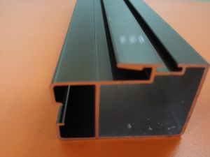 6000series Eletrophoresis Aluminium Profiles/Profile for Window and Door pictures & photos