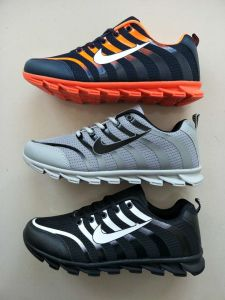 Men′s Sports Shoes Athletic Sneaker Running Shoes (FF1119-1) pictures & photos