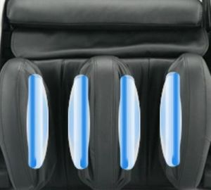 Coin Operated Massage Chair with Shoulder Massage Rt-M01 pictures & photos