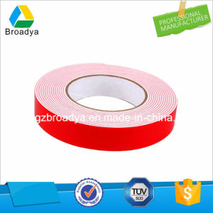 Moisture Proof Solvent Self Adhesive White Industry Foam Tape (BY1520) pictures & photos