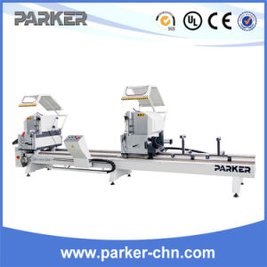Aluminium Window Machine/ Double Head Precision Cutting Saw pictures & photos