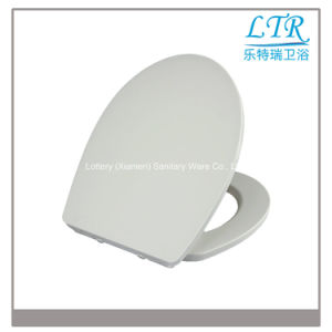 Hot Sale Bathroom Round Shape Toilet Seat pictures & photos